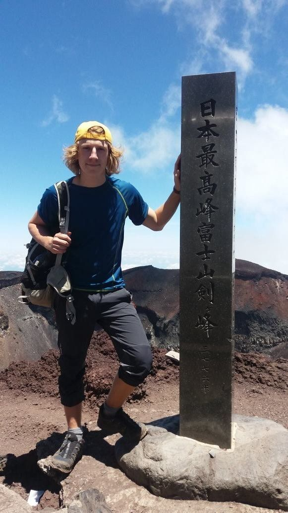 Patrick Boothroyd has been named as a climber who died after falling from Ben