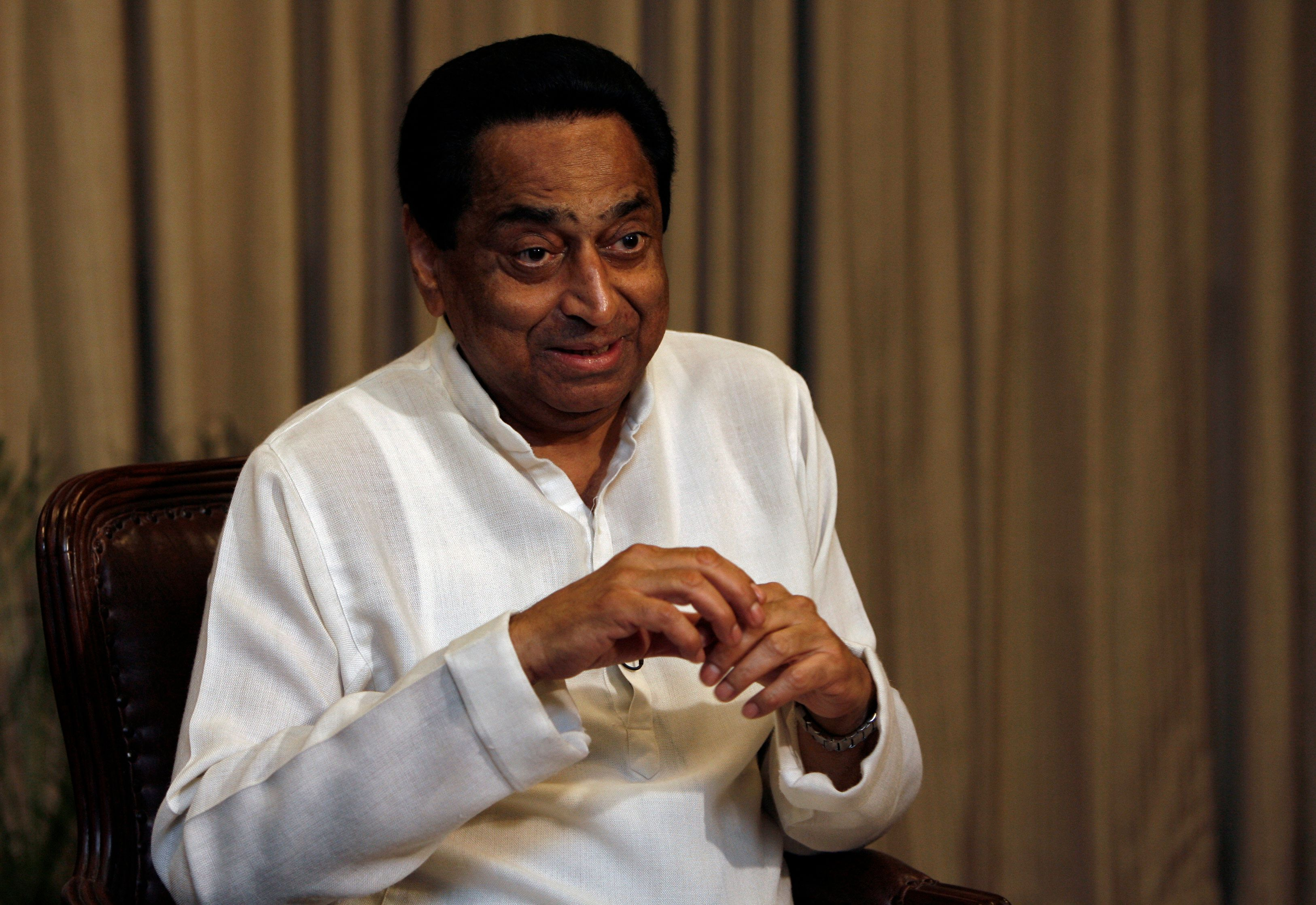 Kamal Nath's Comment On UP, Bihar Workers Draws Criticism From