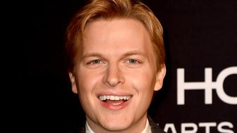 LOS ANGELES, CA - OCTOBER 15:  Ronan Farrow arrives at the 25th Annual ELLE Women in Hollywood Celebration at the Four Seasons Hotel at Beverly Hills on October 15, 2018 in Los Angeles, California.  (Photo by Kevin Winter/Getty Images)
