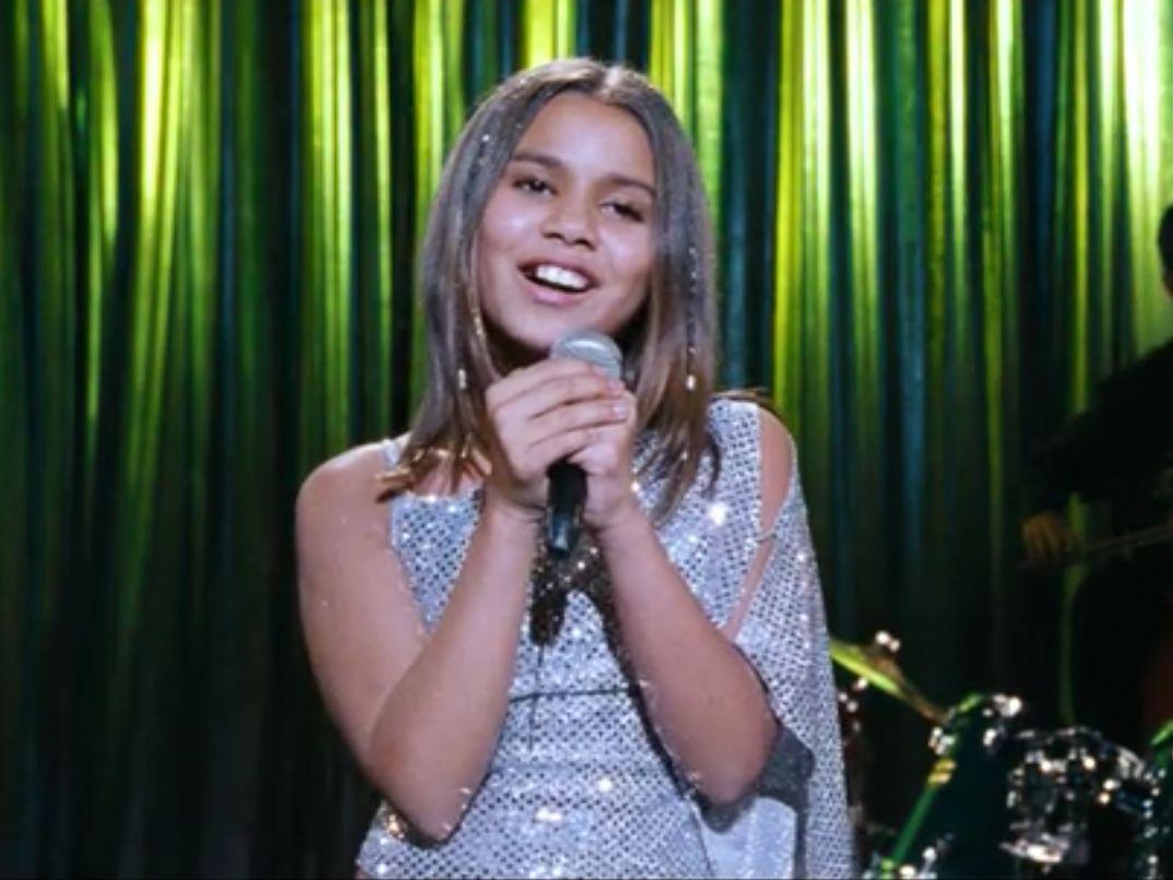 2003 spielte sie Joanna in