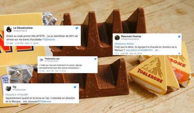 Le Toblerone est désormais halal, la twittosphère se