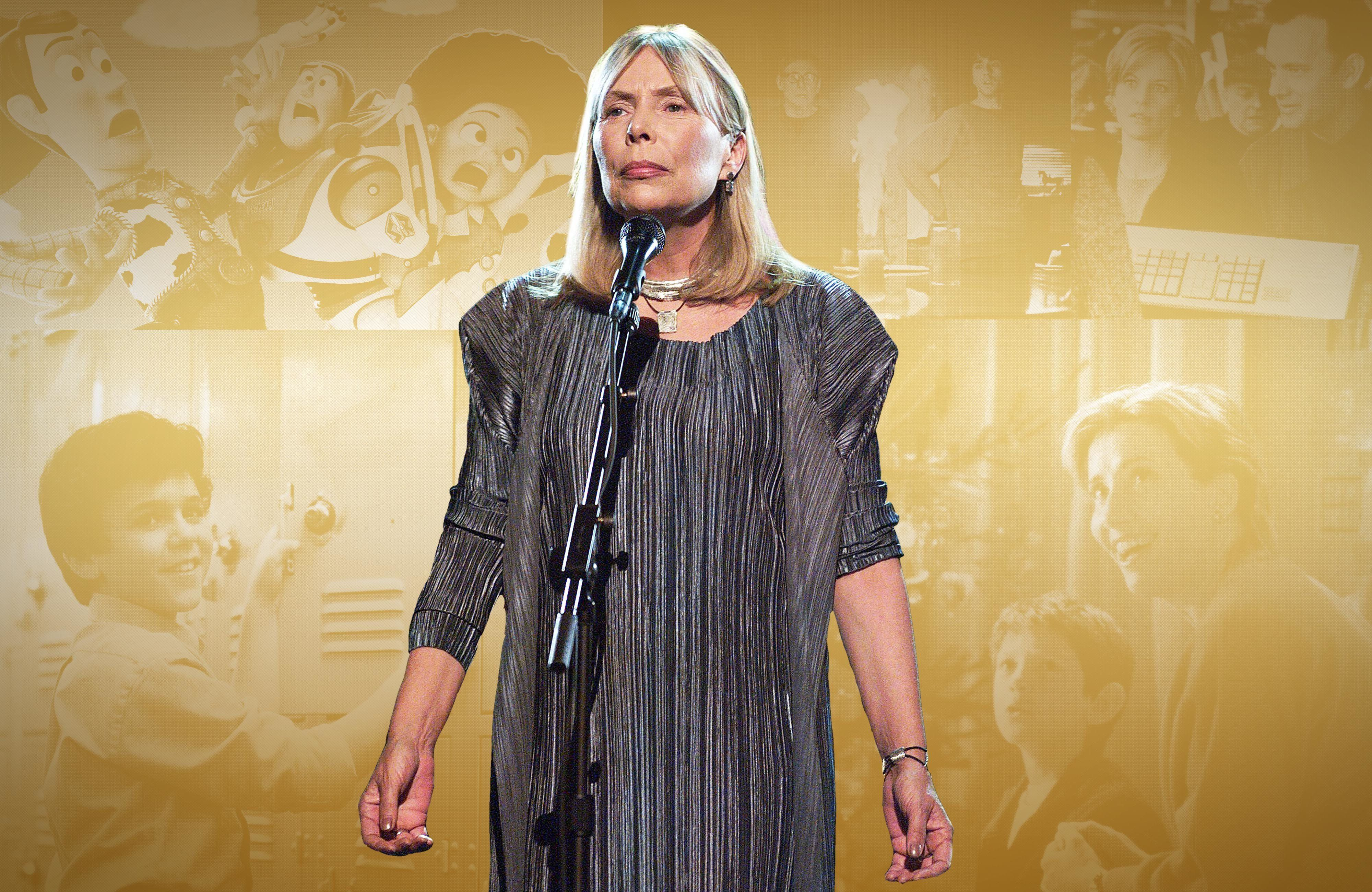 The Agony And Ecstasy Of Joni Mitchell's 'Both Sides Now,' An Inescapable Soundtrack