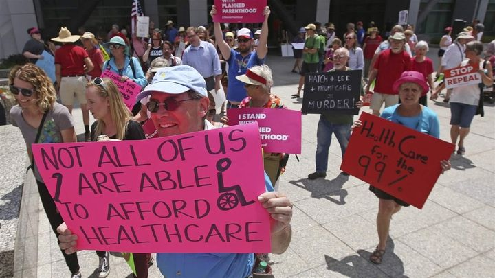 Utah voters approved a ballot measure in November to expand Medicaid in that state after years of contentious protests over t