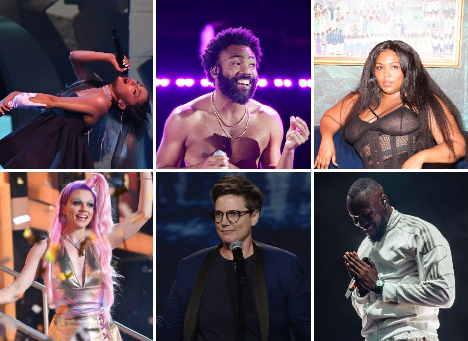 Our Heroes Of 2018 From The World Of Film, Music And