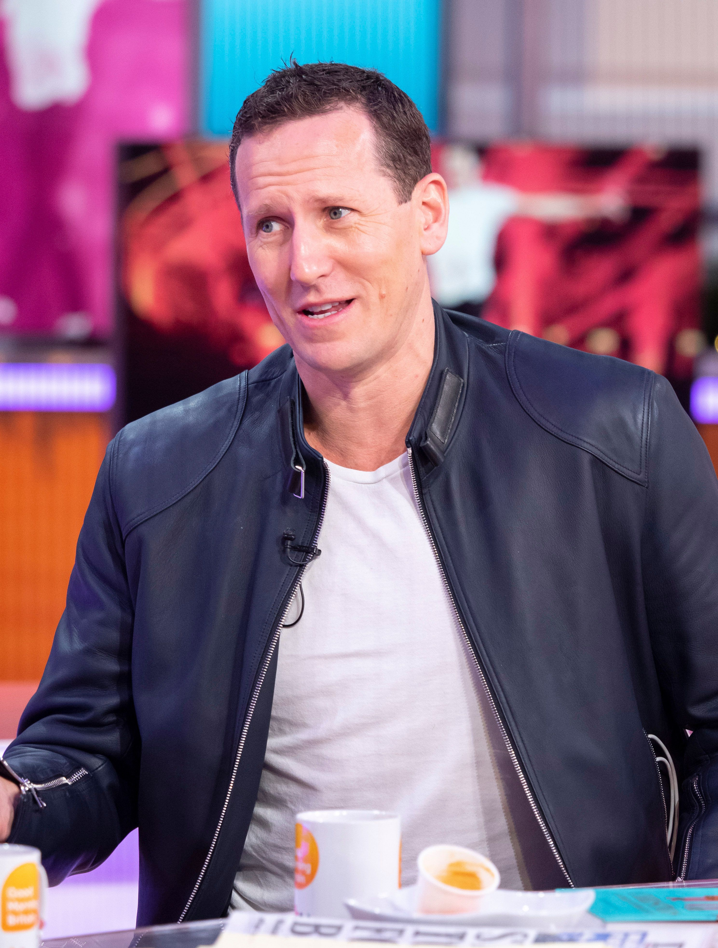 Brendan Cole was axed from 'Strictly' earlier this