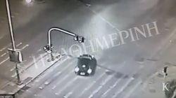 Βίντεο: Η διαφυγή των δραστών μετά την επίθεση στον