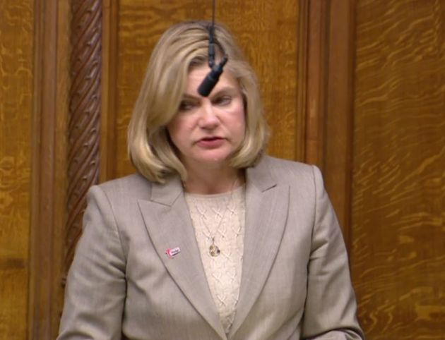 Tory MP Justine Greening said Brexit has left the government paralysed
