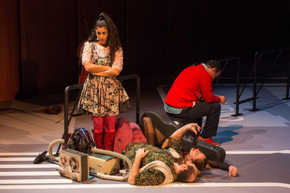 Η Μαρίνα Σάττι στο «Once» - Το μιούζικαλ της Εναλλακτικής Σκηνής της