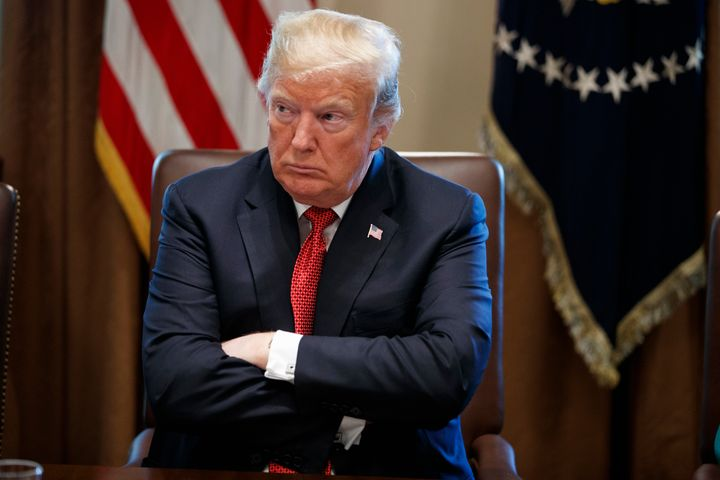 Faced with congressional unwillingness to fund his promised wall on the U.S.-Mexico border, President Donald Trump has direct
