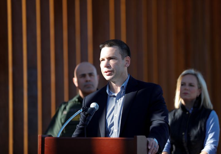 Commissioner of U.S. Customs and Border Protection Kevin McAleenan did not mention 7-year-old Jackelin Caal's death when he&n