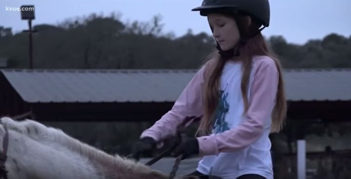 Roxli Doss is an 11-year-old from Hays County, Texas, who was diagnosed with DIPG in June.