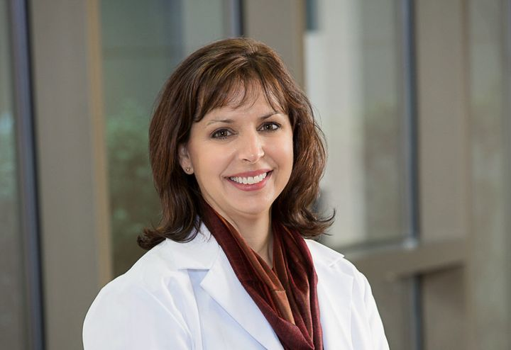 Dr. Virginia L. Harrod is the co-chief of Pediatric Neuro-Oncology at Dell Children's Hospital.