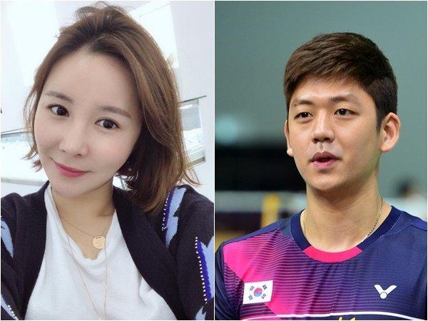 [3줄뉴스] 배드민턴 선수 이용대와 배우 변수미가