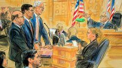 판사가 트럼프 옛 핵심 측근에게