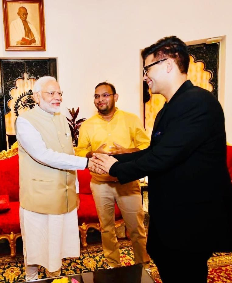 There Were Zero Women In The Bollywood Delegation That Met PM Modi On