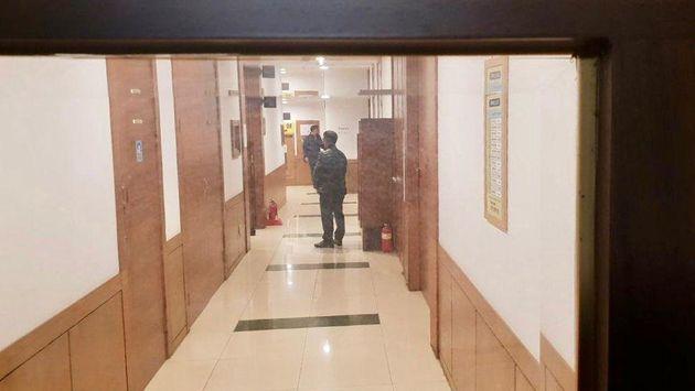 강릉 펜션 사고로 숨진 이들의 주검이 안치된 강릉 고려병원