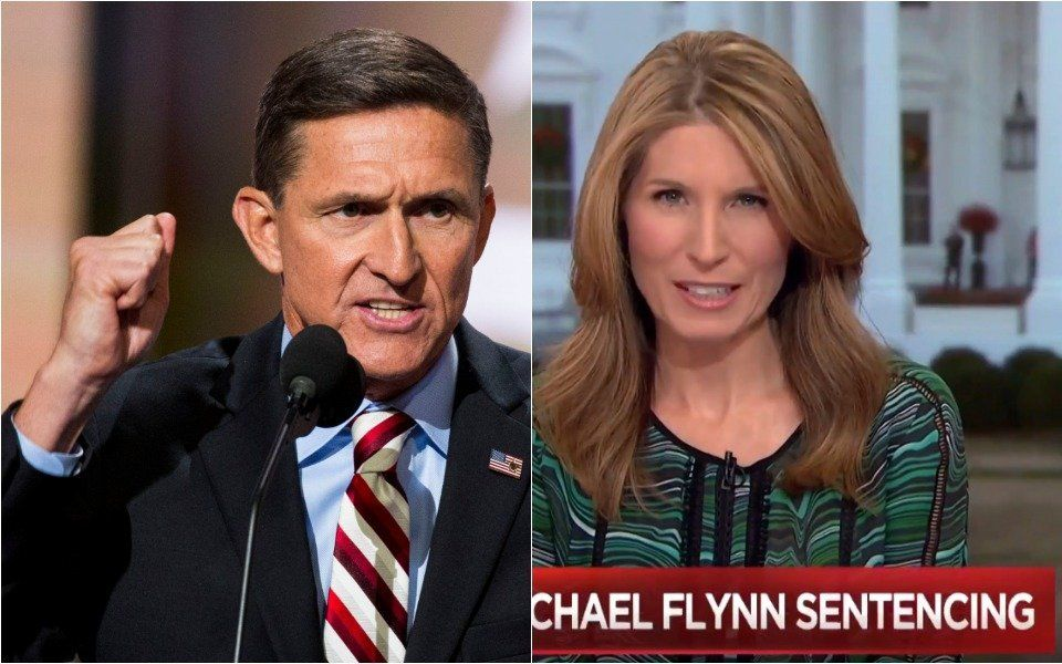 Michael Flynn, Nicolle Wallace