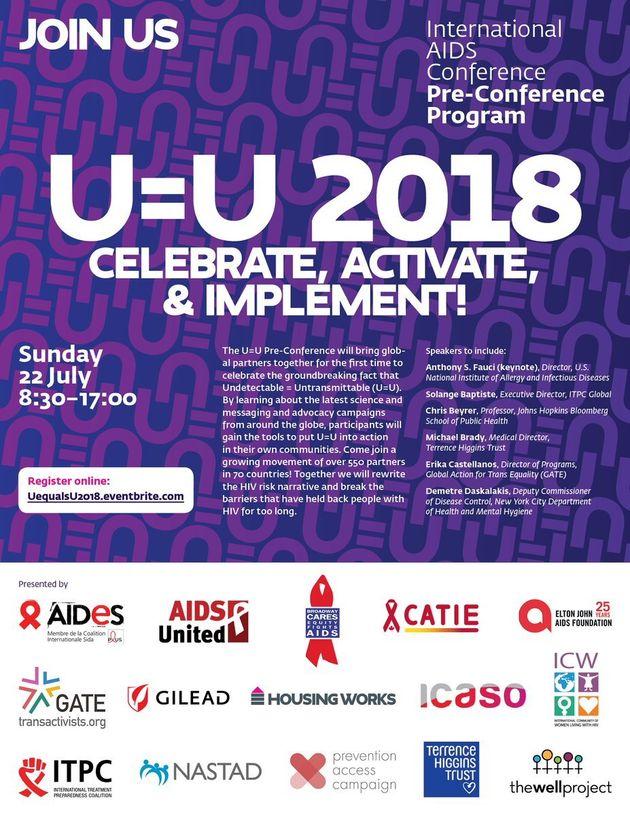 2018 국제에이즈컨퍼런스(International AIDS Conference) 사전행사