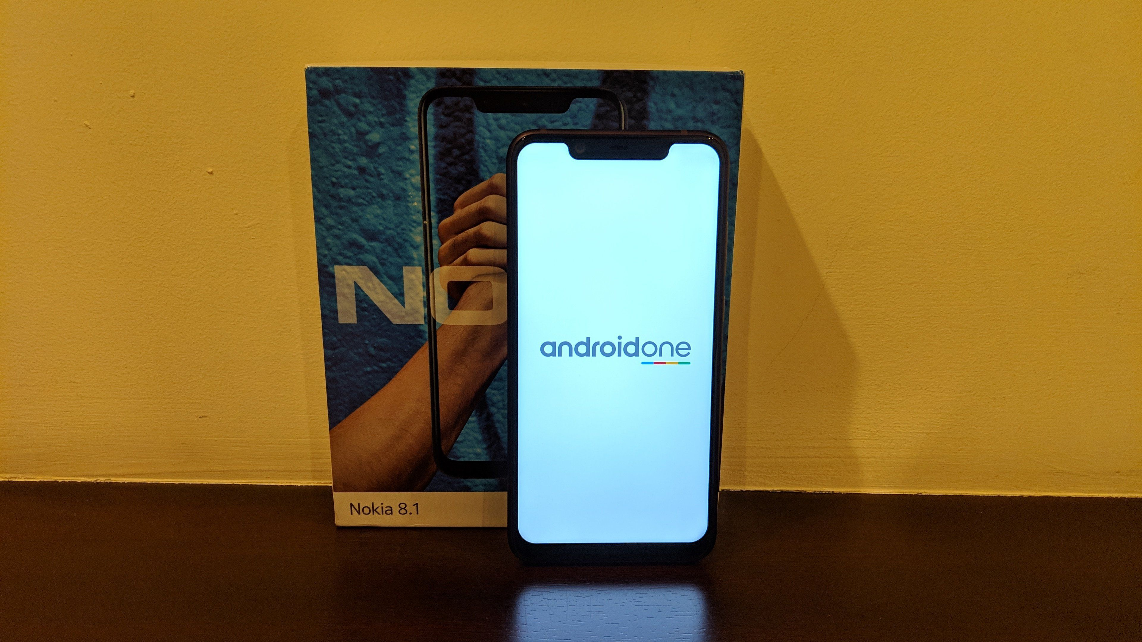 Nokia 8.1 Review: Clean Design, Uncluttered Software, Great