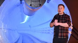 Elon Musk Unveils Tunnel In Los Angeles To Remedy 'Soul-Destroying'