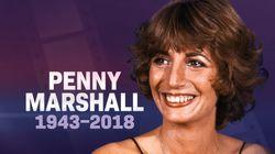 Πέθανε η Πένι Μάρσαλ, η πρώτη γυναίκα σκηνοθέτις που «έσπασε» το αμερικανικό box