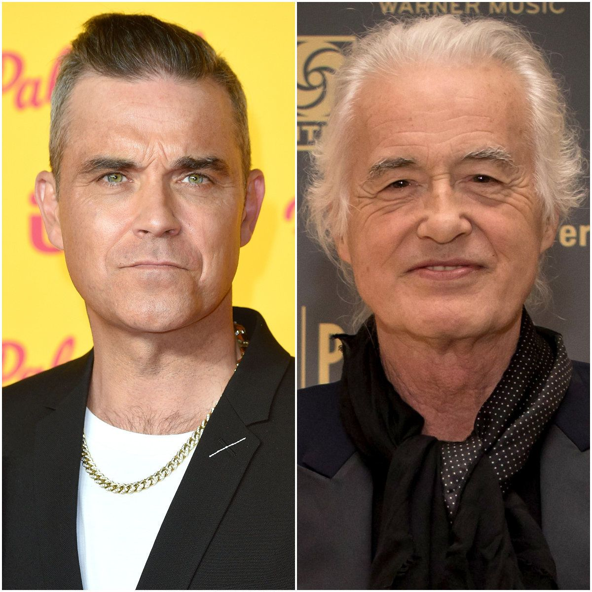 Robbie Williams Accused Of Taunting Neighbour Jimmy Page With Black Sabbath Music, Amid Property