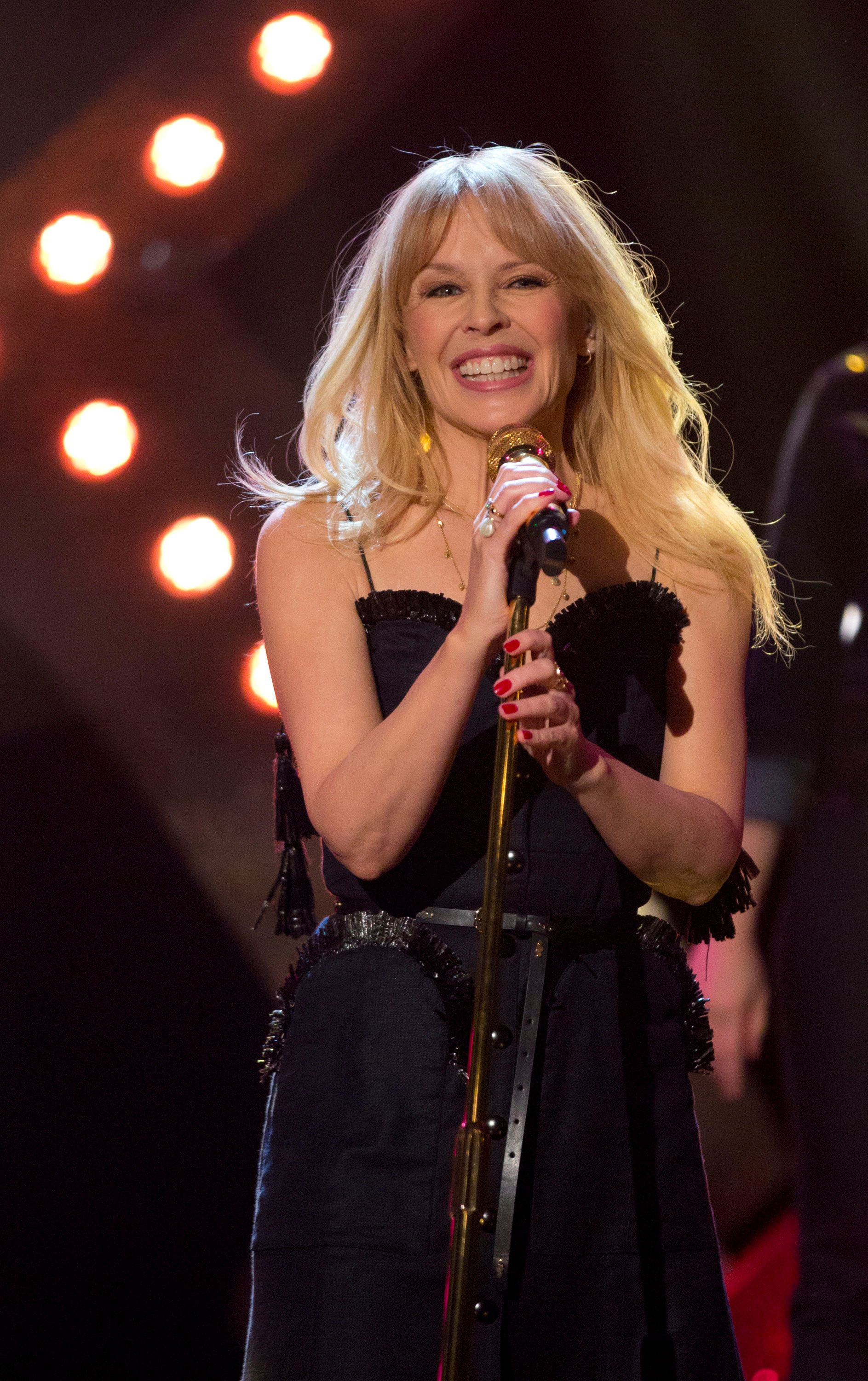 Kylie Minogue Has Finally Been Confirmed For Glastonbury