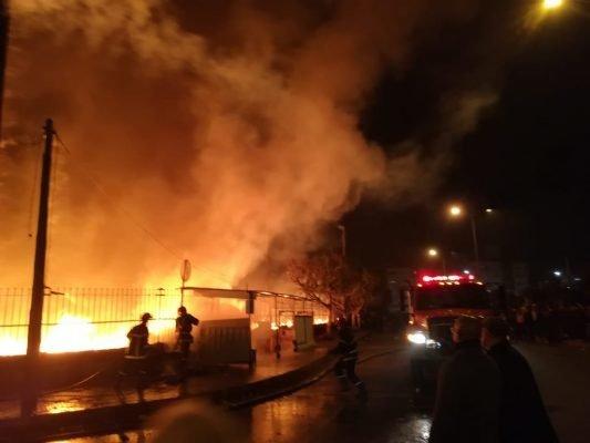 Casablanca: Un nouvel incendie frappe le camp de migrants de Ouled