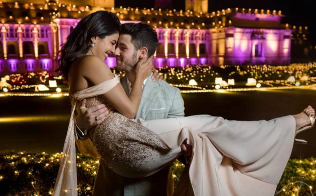 Priyanka Chopra, Nick Jonas Seen In New Post-Wedding