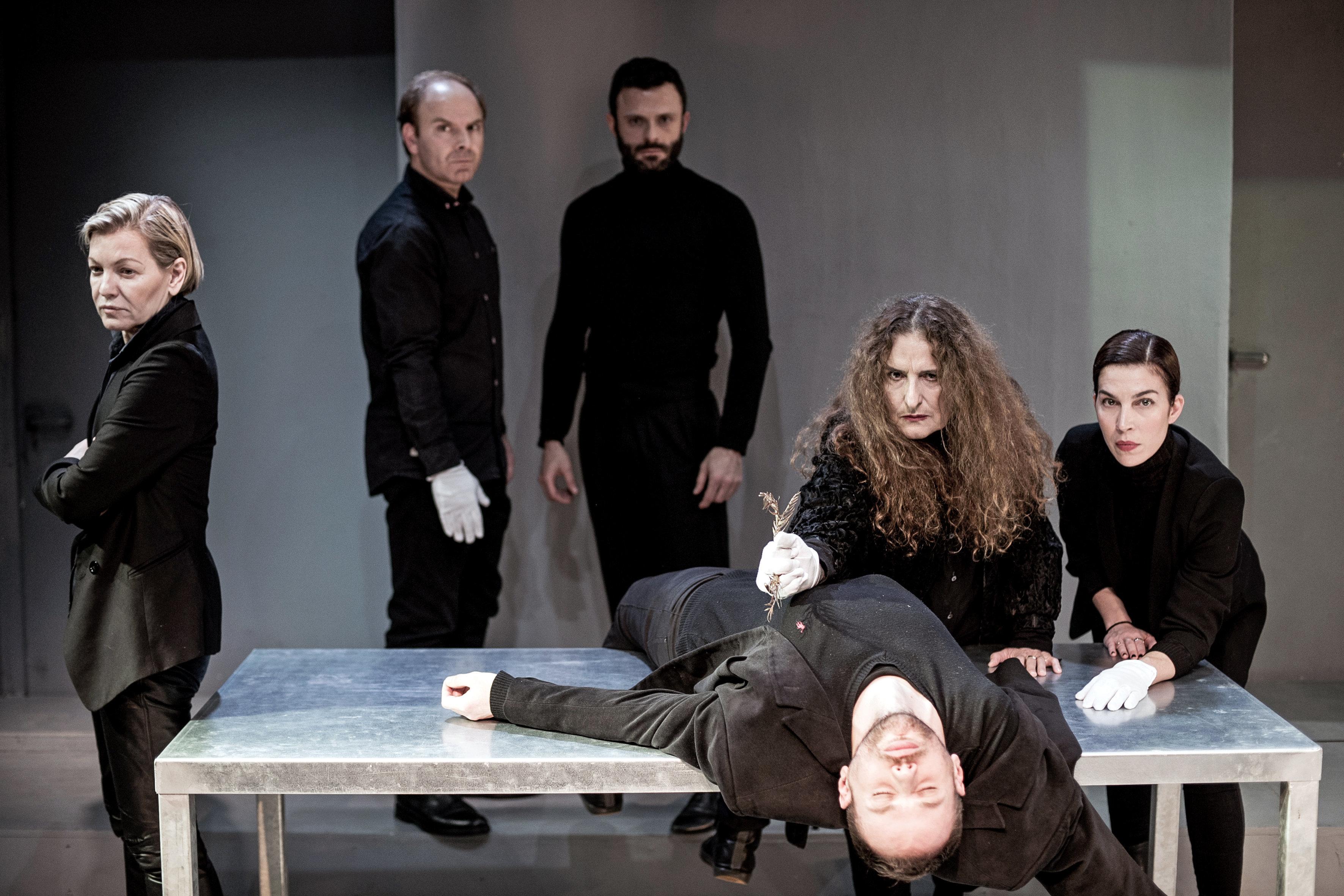 «Κοριολανός - Ιούλιος Καίσαρας» του Σαίξπηρ στο Θέατρο της οδού Κυκλάδων