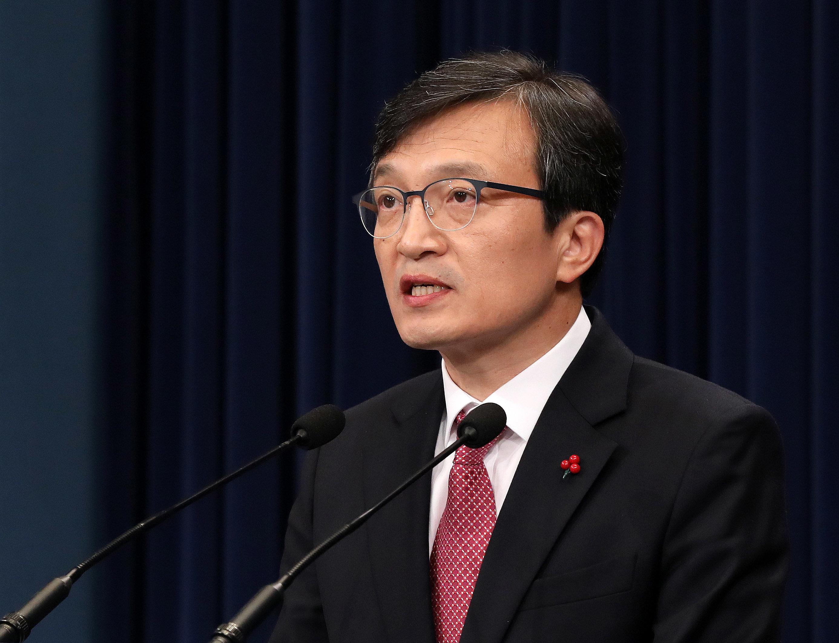 김태우의 '함량미달 보고' 사실이 조선일보 보도로 드러나고