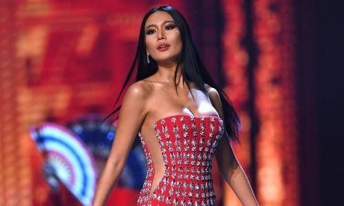 Sophida Kanchanarin, Miss Universe Thailand