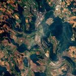 Ο αστροναύτης Alexander Gerst ποστάρει μοναδικές εικόνες της Γης από το διάστημα