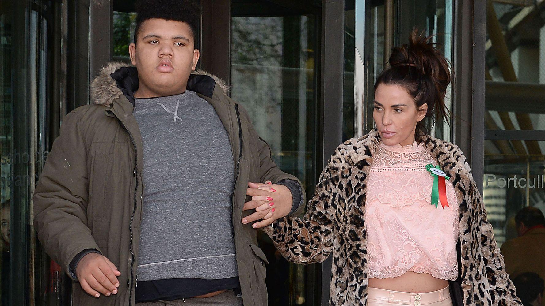 Katie Price Condemns 'Disgusting' Christmas Jumpers Mocking