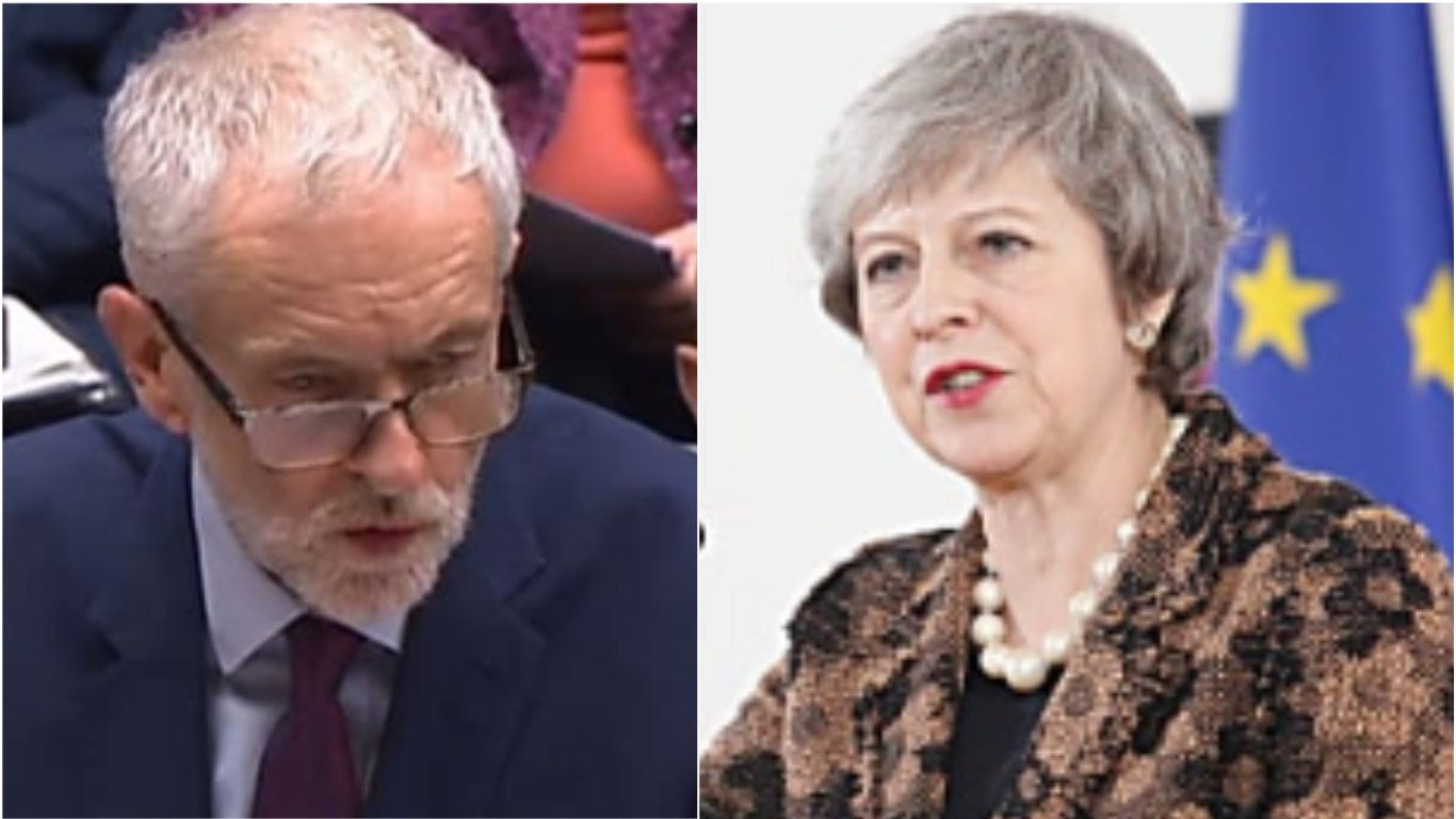 'Are Either May Or Corbyn Offering The Leadership We
