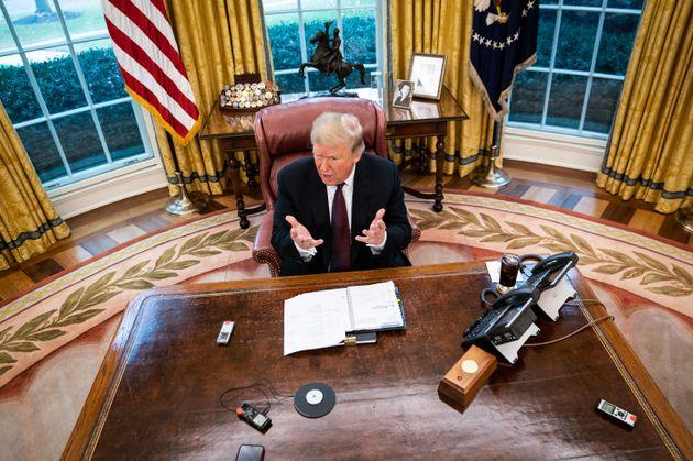 트럼프 탄핵 가능성에 대한