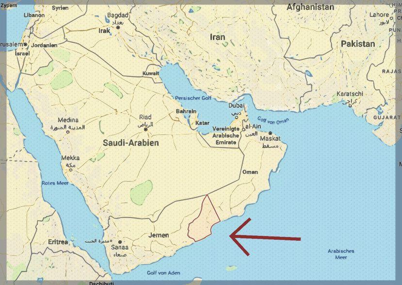 Jemen: Während im Westen Bomben fallen, führt Saudi-Arabien im Osten einen anderen