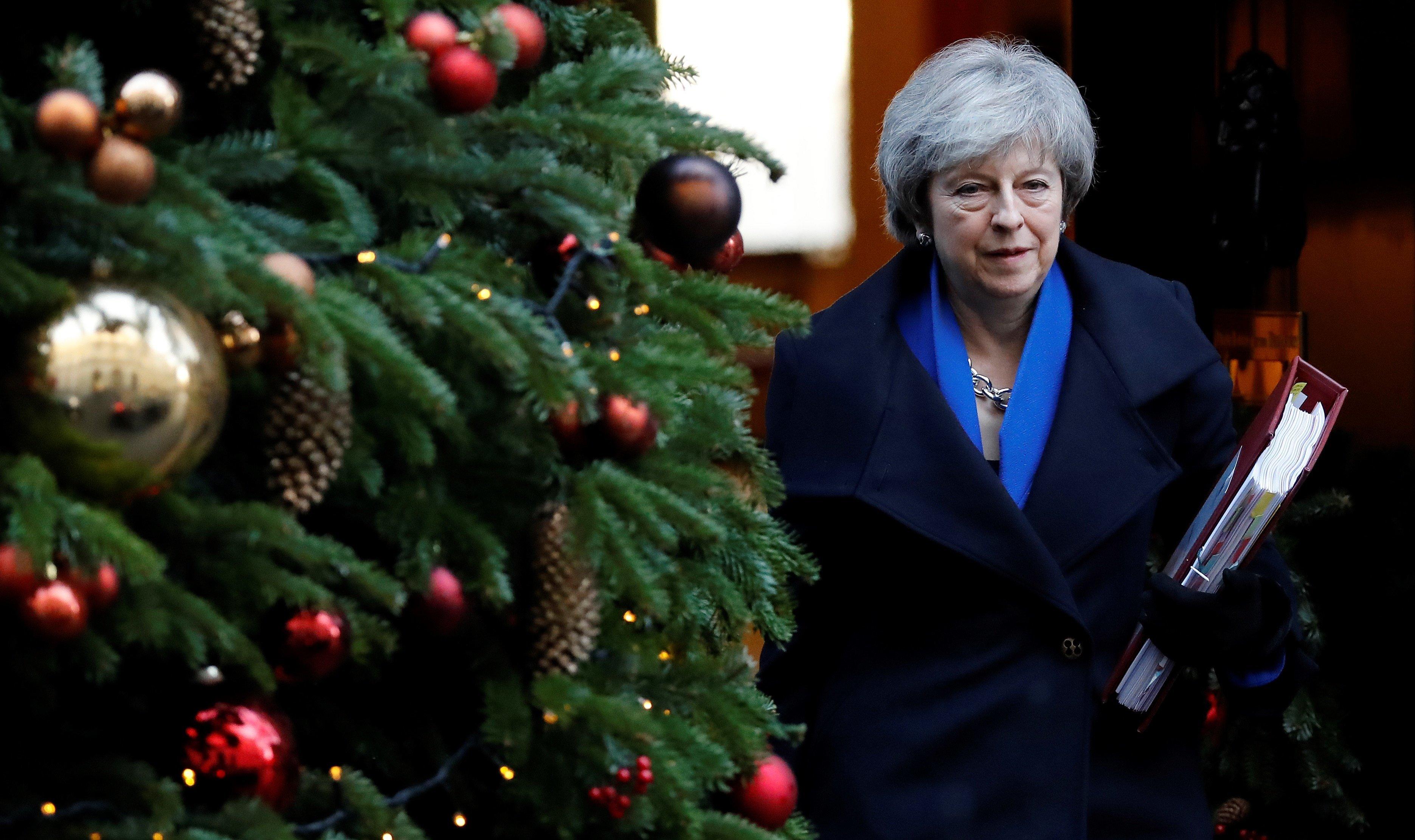 Londres annonce son plan pour réduire l'immigration après le