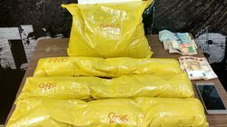 Έκρυβε 11 κιλά ηρωίνη στη βαλίτσα του στο «Ελευθέριος