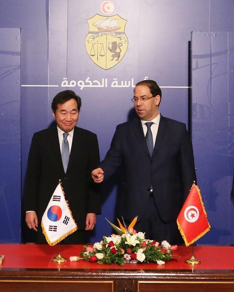 La Tunisie veut devenir la plateforme de production et d'exportation de la Corée du Sud dans la