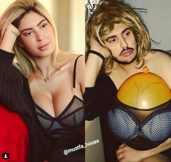 Découvrez les parodies hilarantes des stars tunisiennes et internationales de cet instagrameur