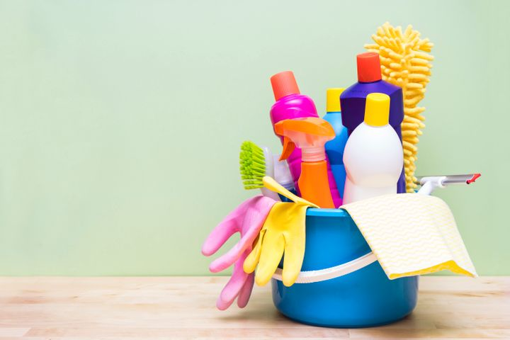Palm oil is common in household cleaning products, including laundry detergents, dishwashing liquid and all-purpose clea