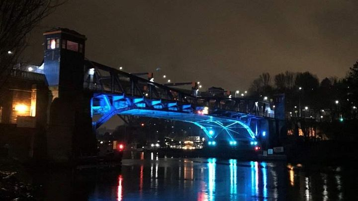 Seattle hired a team of artists in residence to create a lighting plan for the historic Fremont Bridge. A growing number of c