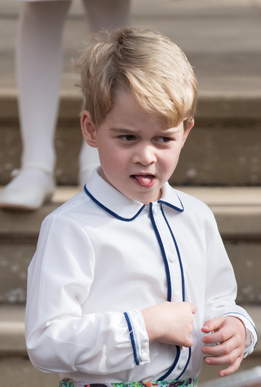 Royals-Experten: Prinz Harry wurde aus Mitleid nie mit Prinz George