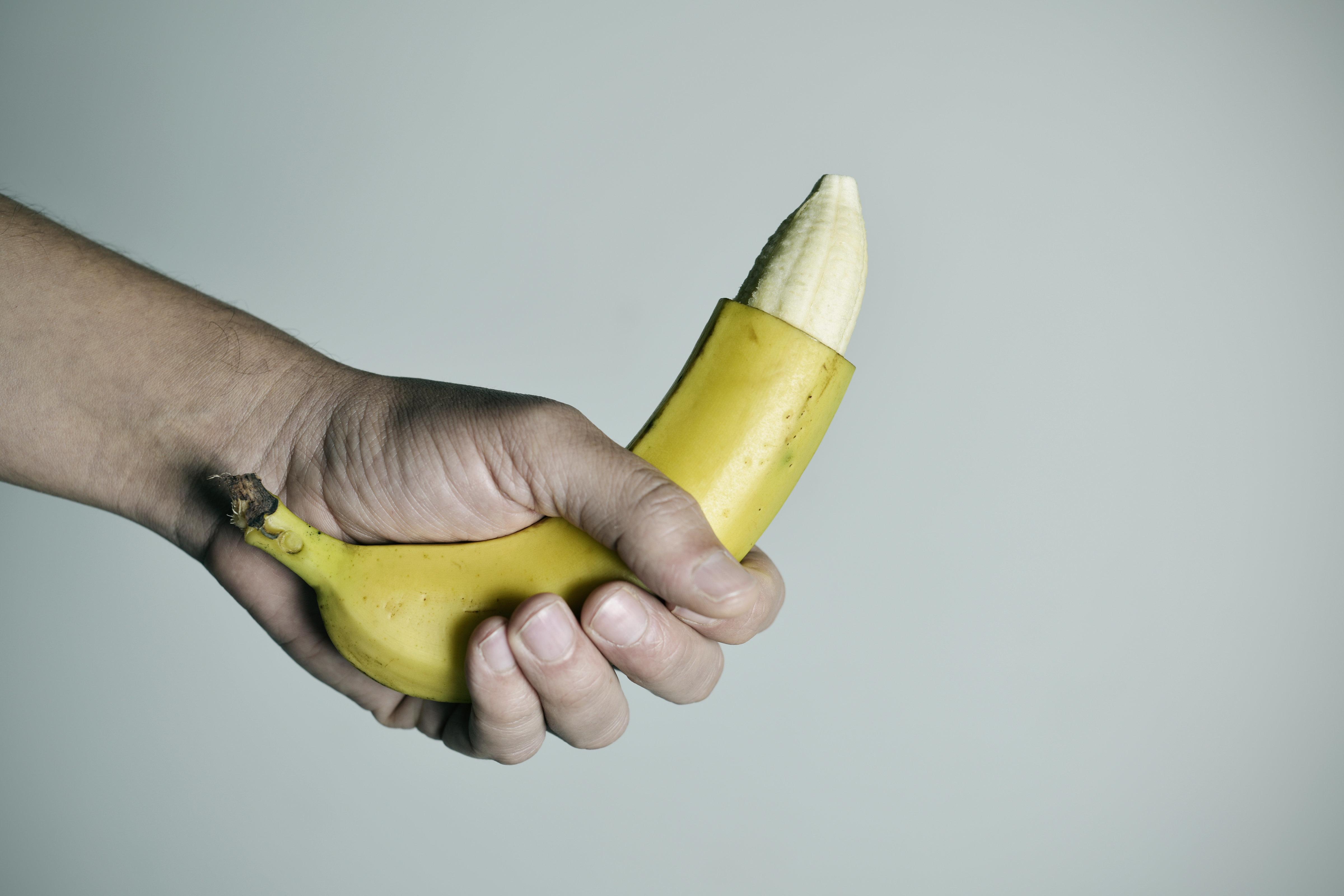 GroГџer Penis-Mythos Solo-Homosexueller Sex
