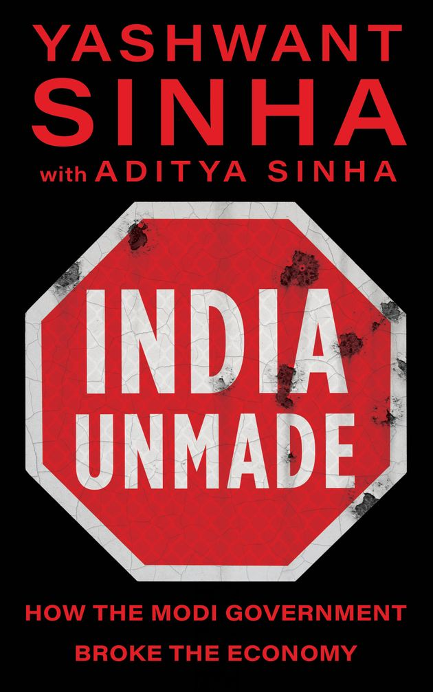 Cover of the book authored by former BJP Finance Minister Yashwant Sinha with journalist Aditya