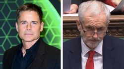 So Even Rob Lowe Has An Opinion On The Jeremy Corbyn 'Stupid Woman'