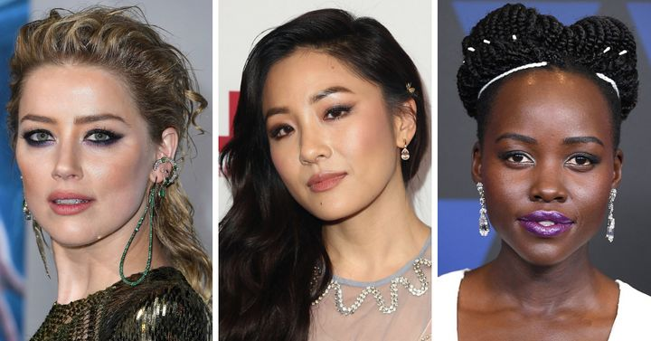 Celebrity Makeup Looks To Inspire Your Holiday Beauty