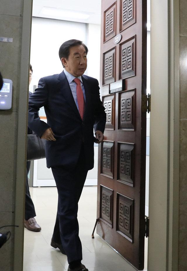 김성태 딸 'KT 특혜채용' 의혹...