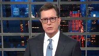 "Stephen Colbert, host of ""The Late Show"""